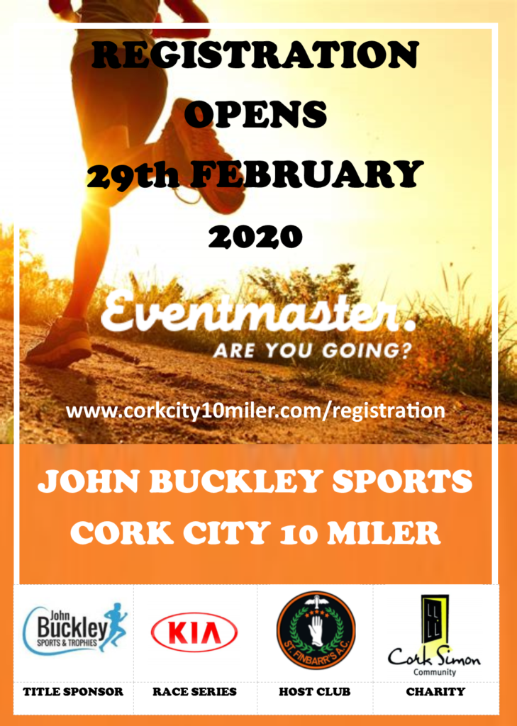 29 February Registration Opens